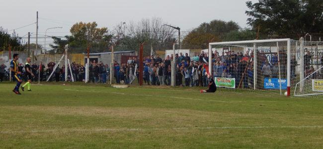 Perazzo de penal ponia a Once Tigres 1 a 0