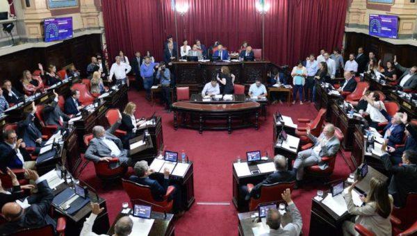 Senado Bonaeresne – foto Prensa Senado BA