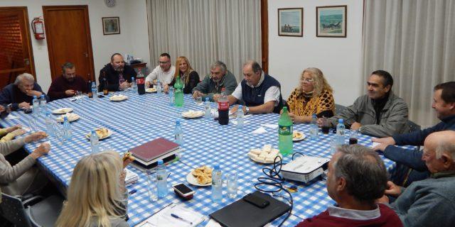 Sociedad Rural agasajo a periodistas locales