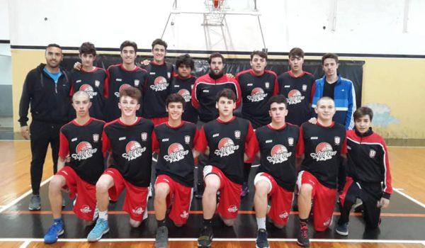 El equipo U17 que participo de la Copa de Oro en Chivilcoy