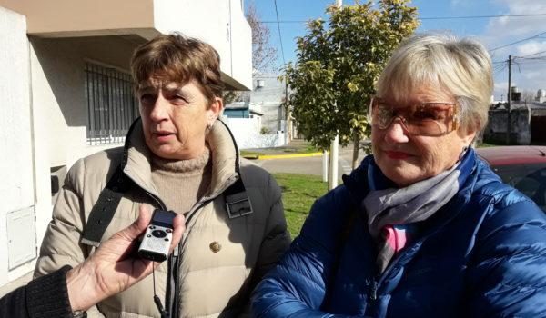 Graciela Frandsen y Nora de Ramirez