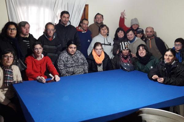 Integrantes de Afapdi