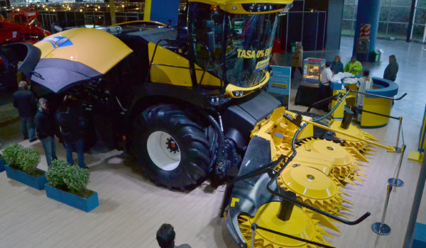 Picadora FR 600 de New Holland