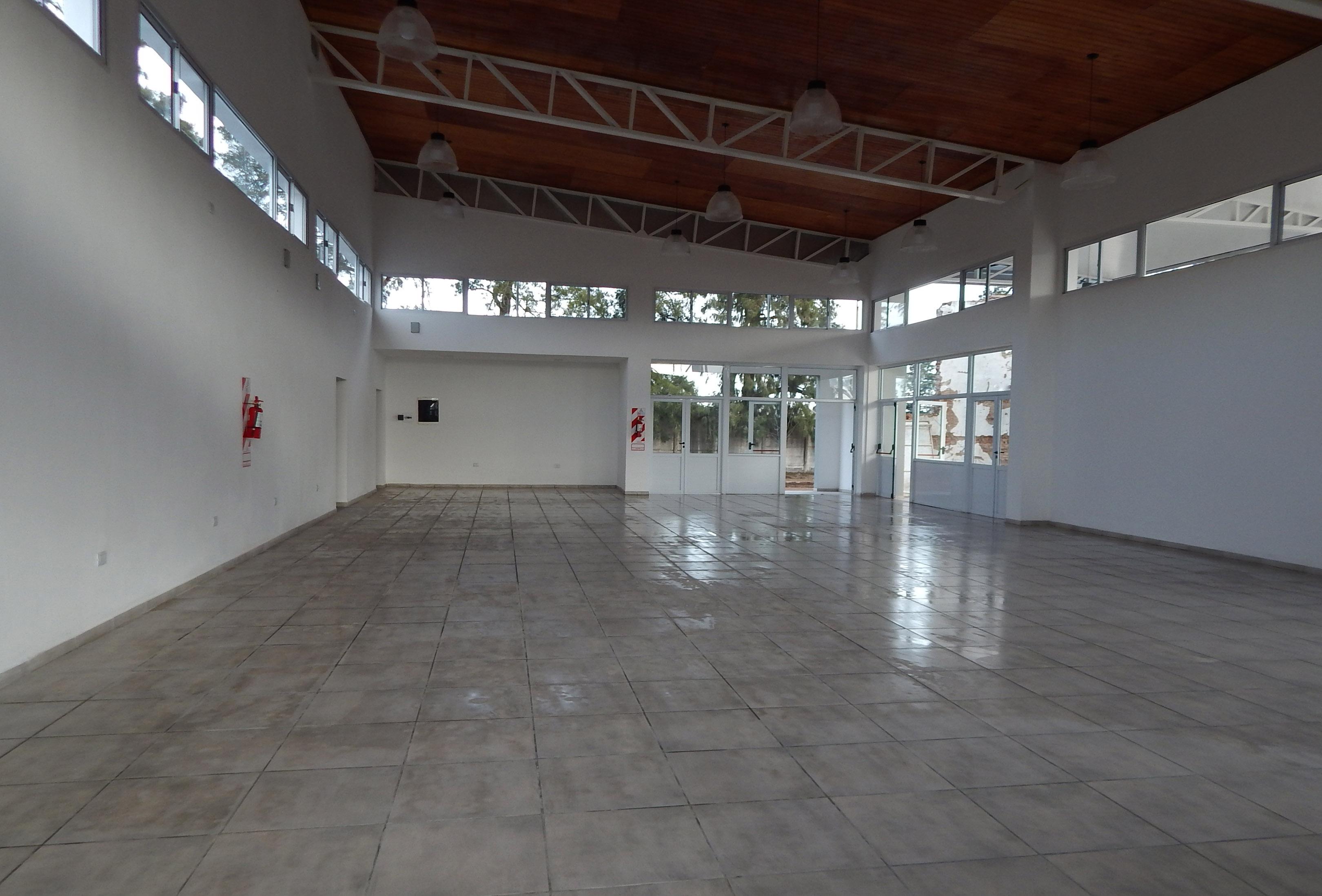 Se dejo inaugurado el nuevo Centro Comunitario de calle Cavallari y West