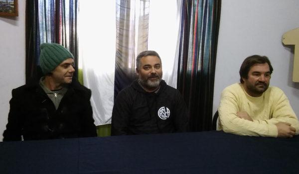Cristian Valguarnera, Igancio Brangeri y Emilio Gallo Llorente brindaron detalles de la jornada del domingo 19