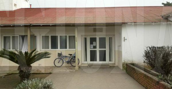 Hospital de Dudignac donde se dieron las primeras asistencias a la familia damnificada