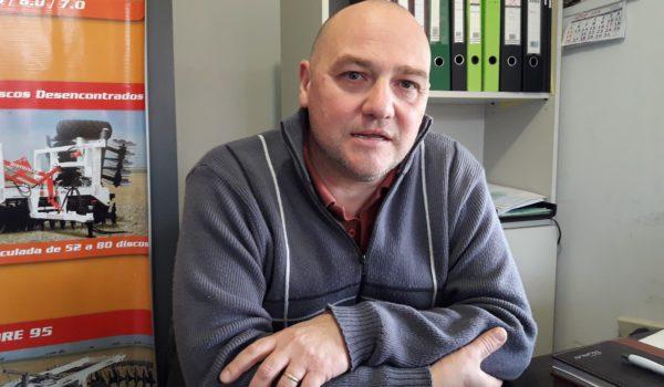 Javier Tabbita, titular de El Cipres, que su olfato le permitio no ser estafado