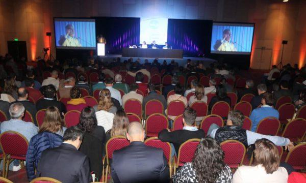 Asistentes al 15 Congreso latinoamericano de lecheria