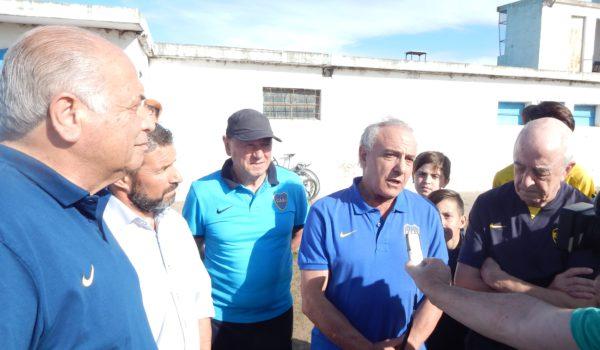 Bitar, Mignes, Larrosa, Navello y Madurga