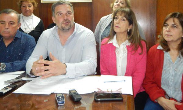 Concejal Sebastian Malis brindo detalles del trabajo realizado