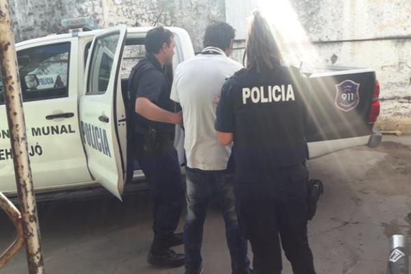Detencion por pedido de captura