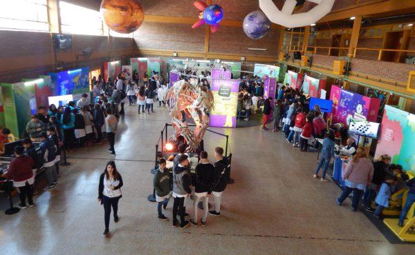 Estacion Ciencia recibira a unos 3000 alumnos