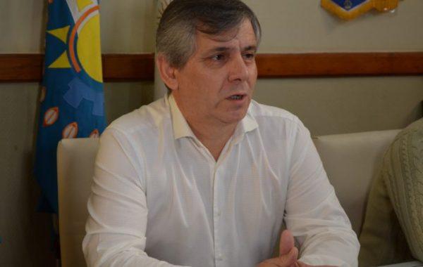 Guillermo Britos intendente de Chivilcoy