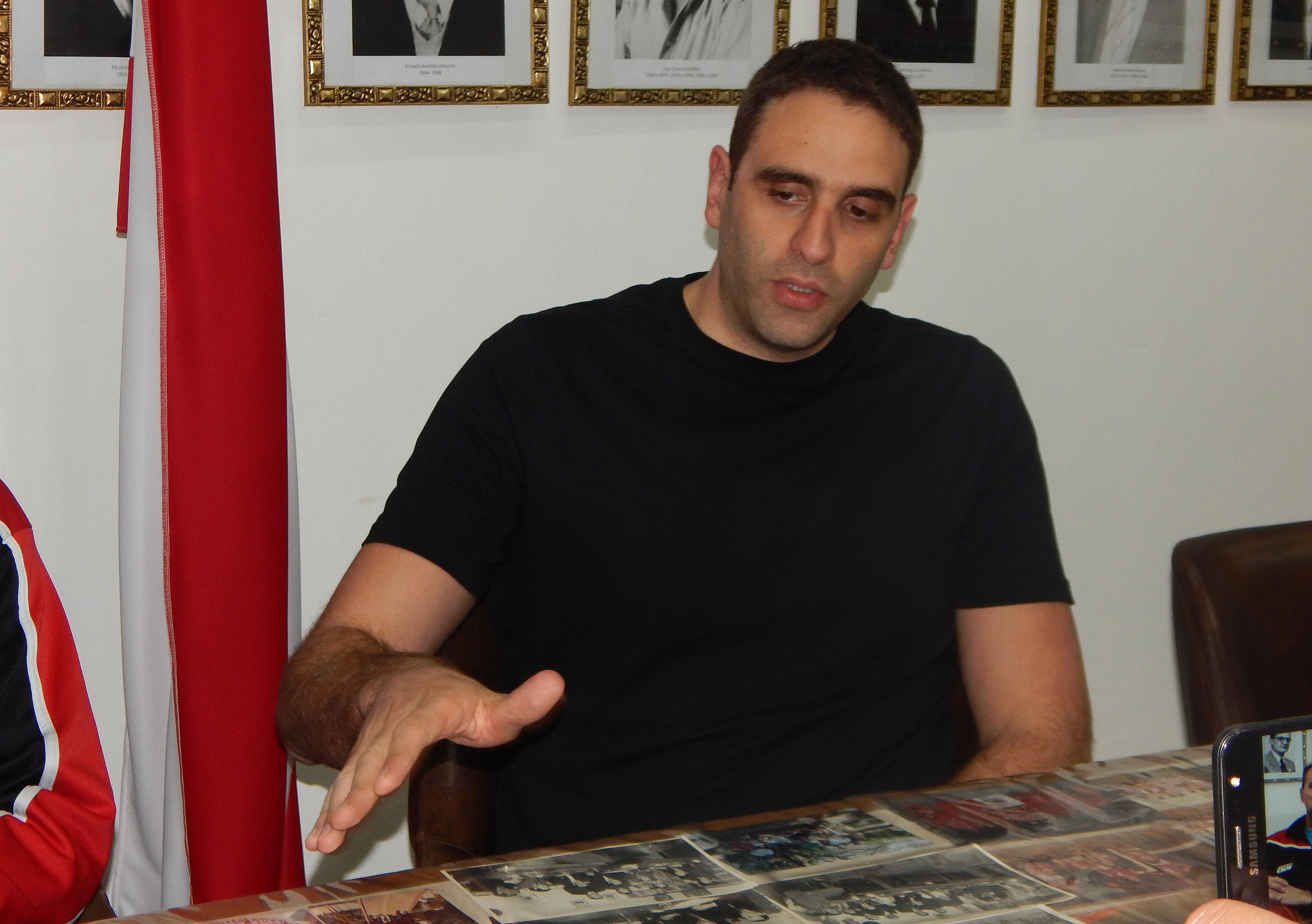 """""""Pipa"""" Gutiérrez hablo del buen momento del básquet argentino y reconoció que no supero aun la salida de Manu Ginobili"""