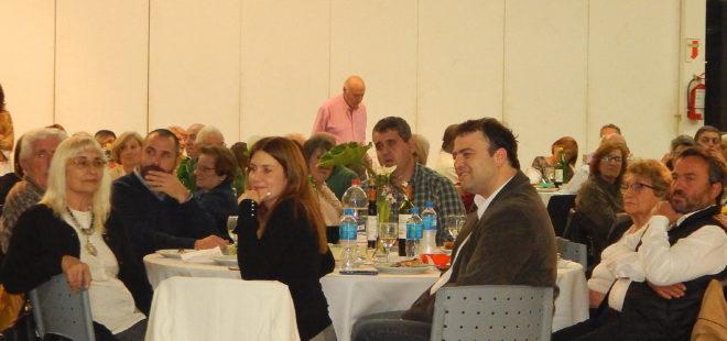 La fiesta del Agricultor fue acompañada por el Intendente Barroso y directivos de Sociedad Rural