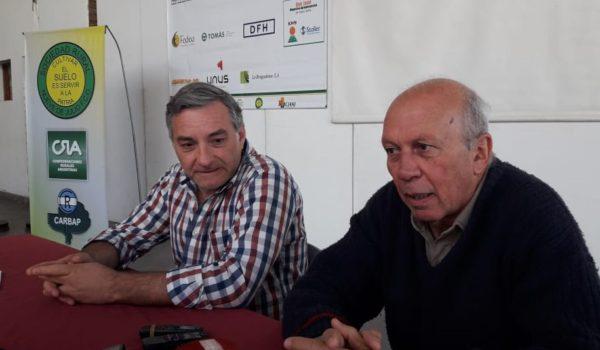 Luis Ventimiglia y Fernando Mato