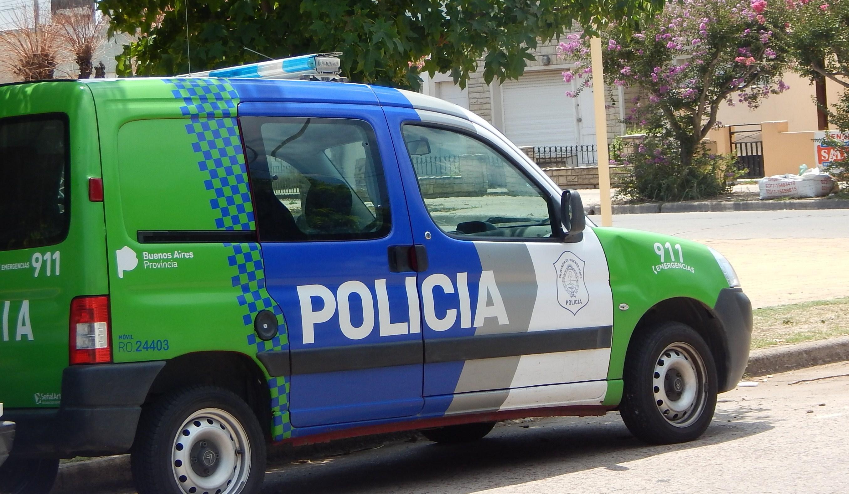 Policia investiga el robo a un comercio