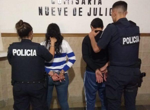Ambos individuos detenidos