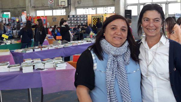 Claudia Lozada y Daniela Giacomino