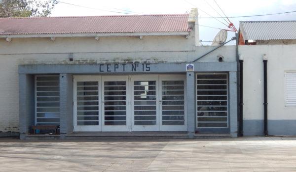 El CEPT 15 El Chaja tambien recibio asistencia en obras