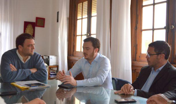 Reunión de Barroso con el Ministro Scarsi