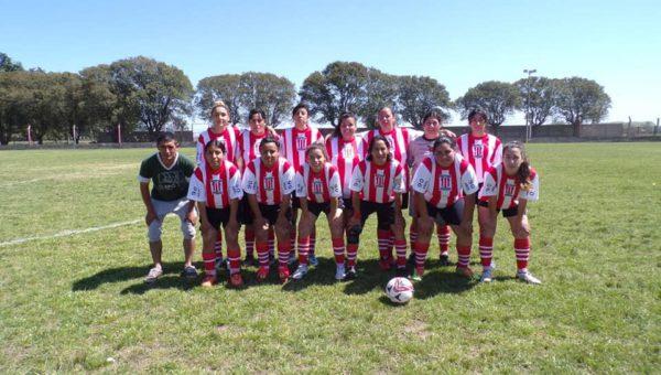 Equipo de futbol femenino de Atl Patricios