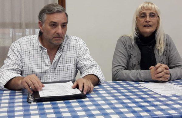 Fernando Mato y Graciela Vadillo