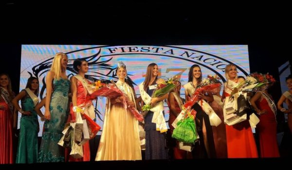Giuliana Cattaini es la nueva reina de la Fiesta del Caballo en Bragado