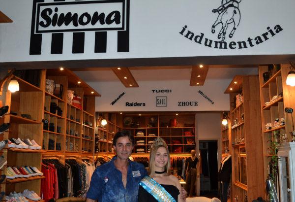 Giuliana Cattaini represento a El Bagual y Simona