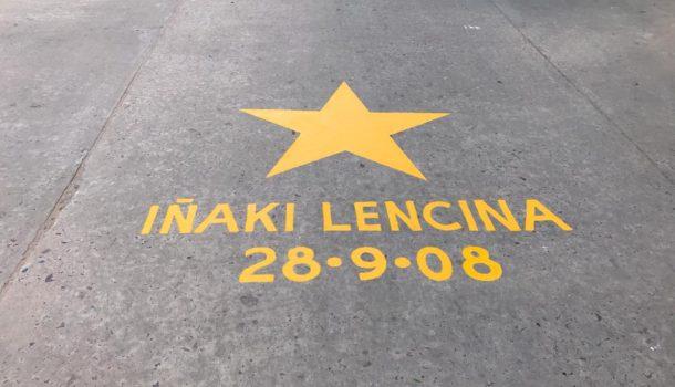 Iñaki Lencina fallecio en el 2008