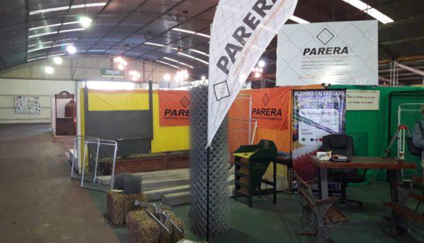 La empresa Parera alambres una vez mas en la Expo