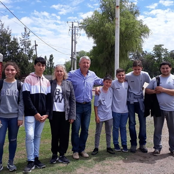 Dos proyectos de la Escuela Tecnica 2 participan  de la Feria provincial de Ciencias y Tecnologia