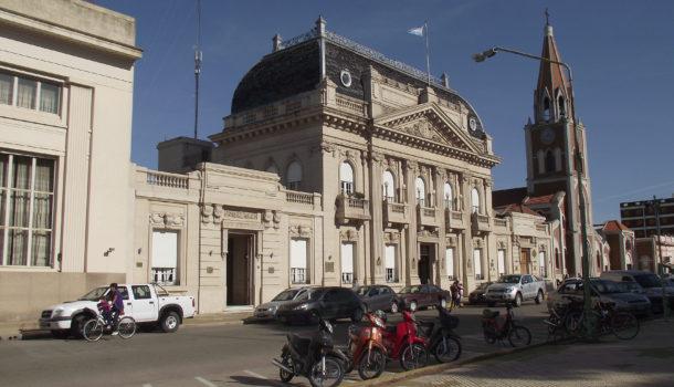 Palacio Municipal de 9 de julio