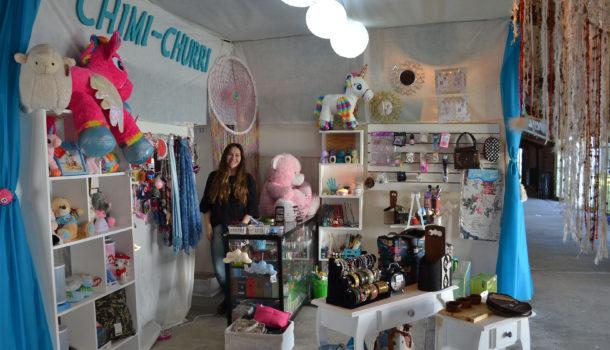 Stand en el Salon Centenario