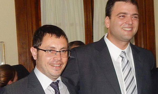 Vivani y Barroso avanzan en que finalmente se pueda contar con un farmacia en Ciudad Nueva