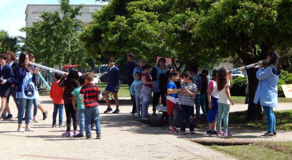 Actividades que culturales que se desarrollan en Plaza Gral Belgrano