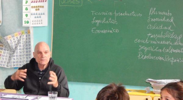 Ing Agr Mariano Purtic puso enfasis en el uso de las BPA