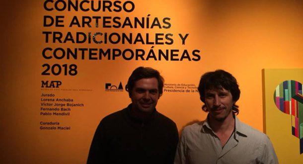 Leclercq y Crotto participan del Concurso Nacional de Artesanias
