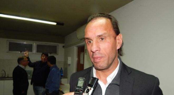 Mono Navarro Montoya en dialogo con El Regional