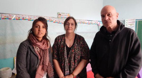 Nerina Medina, Angie Merlino y Mariano Purtic dialogaron con El Regional Digital