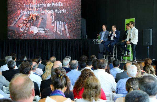 Reunion de Pymes bonaerenses convocadas por el Ministerio de Produccion