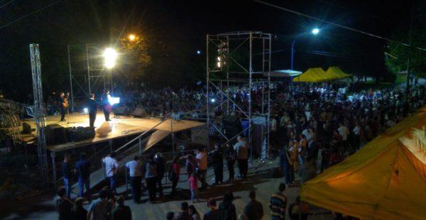Siete mil personas pasaron por la Fiesta del Pure