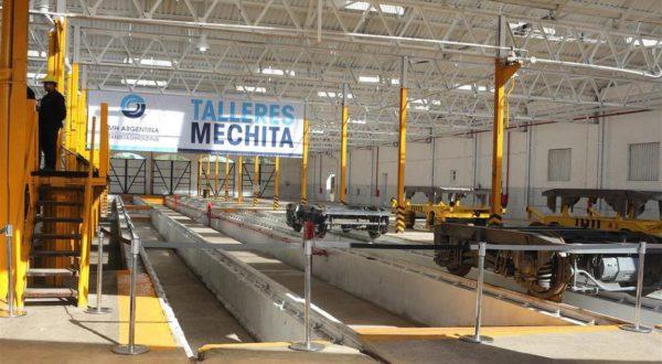 Talleres Mechita en el distrito de Bragado