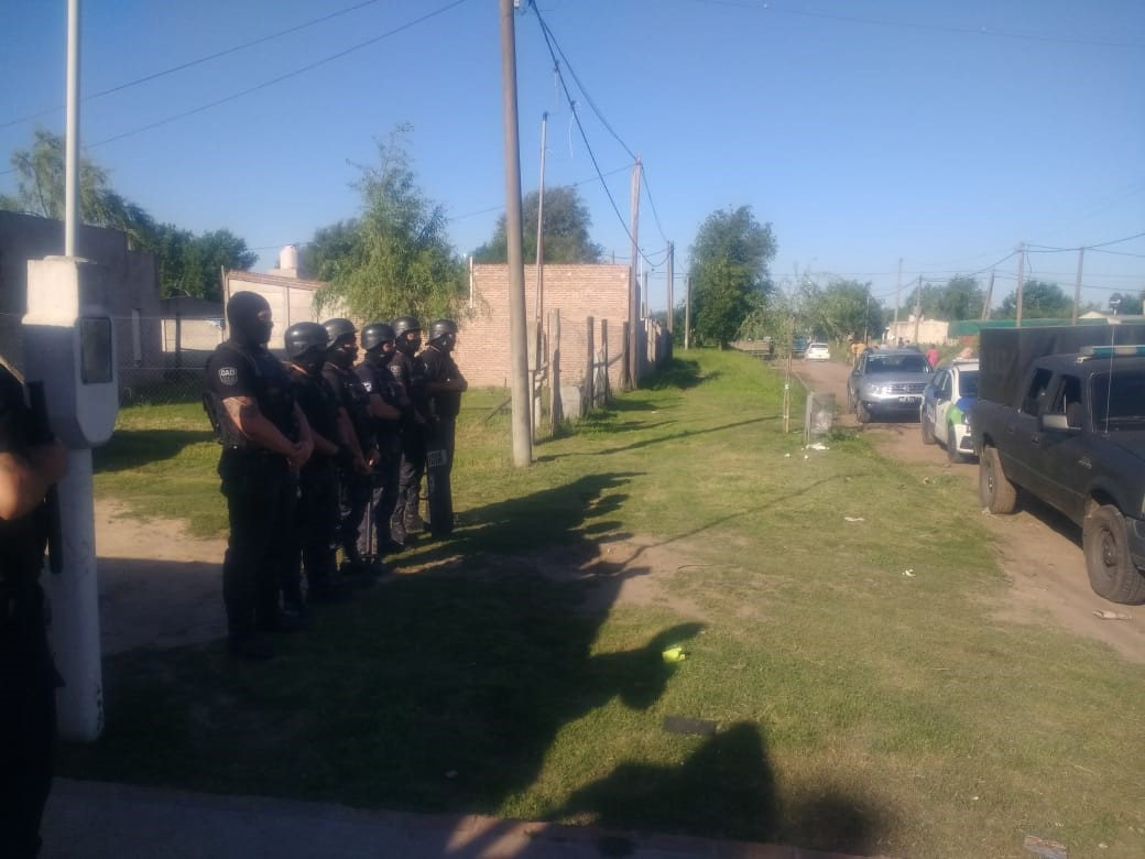 Policía Comunal 9 de Julio esclareció otro delito contra la propiedad privada