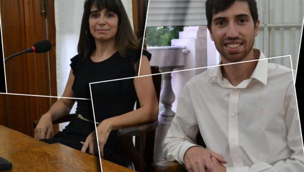 Andrea Buceta rompio con el Bloque Unidad Ciudadana