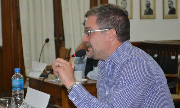 Concejal Sebastian Malis