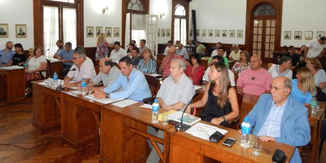 Concejales y Mayores Contribuyentes trataron la Fiscal Impositiva