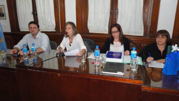 El Intendente Barroso acompaño a Concejales y vecinos de 9 de Julio