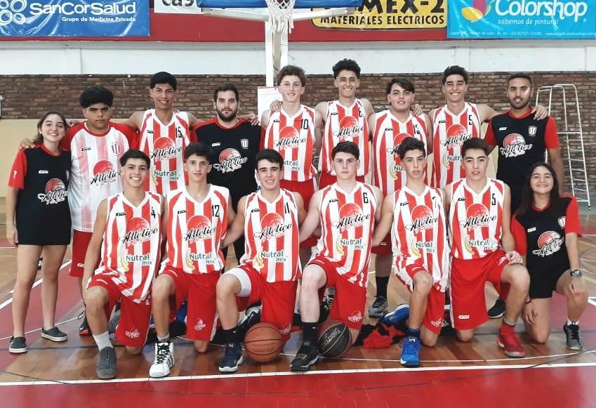 Basquetbol: Atlético 9 de Julio campeón de la Copa de Plata de la Asociación de Chivilcoy
