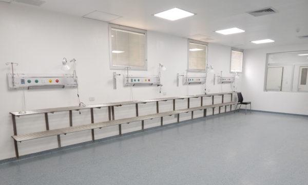 La nueva UTI del Hospital Julio de Vedia tiene una inversion de mas de 10 millones